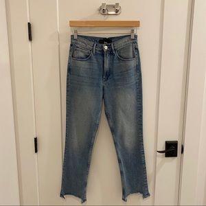 3x1 Shelter Austin Cutoff Crop Jeans